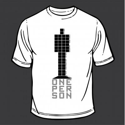 T-Shirt - Totem (White)